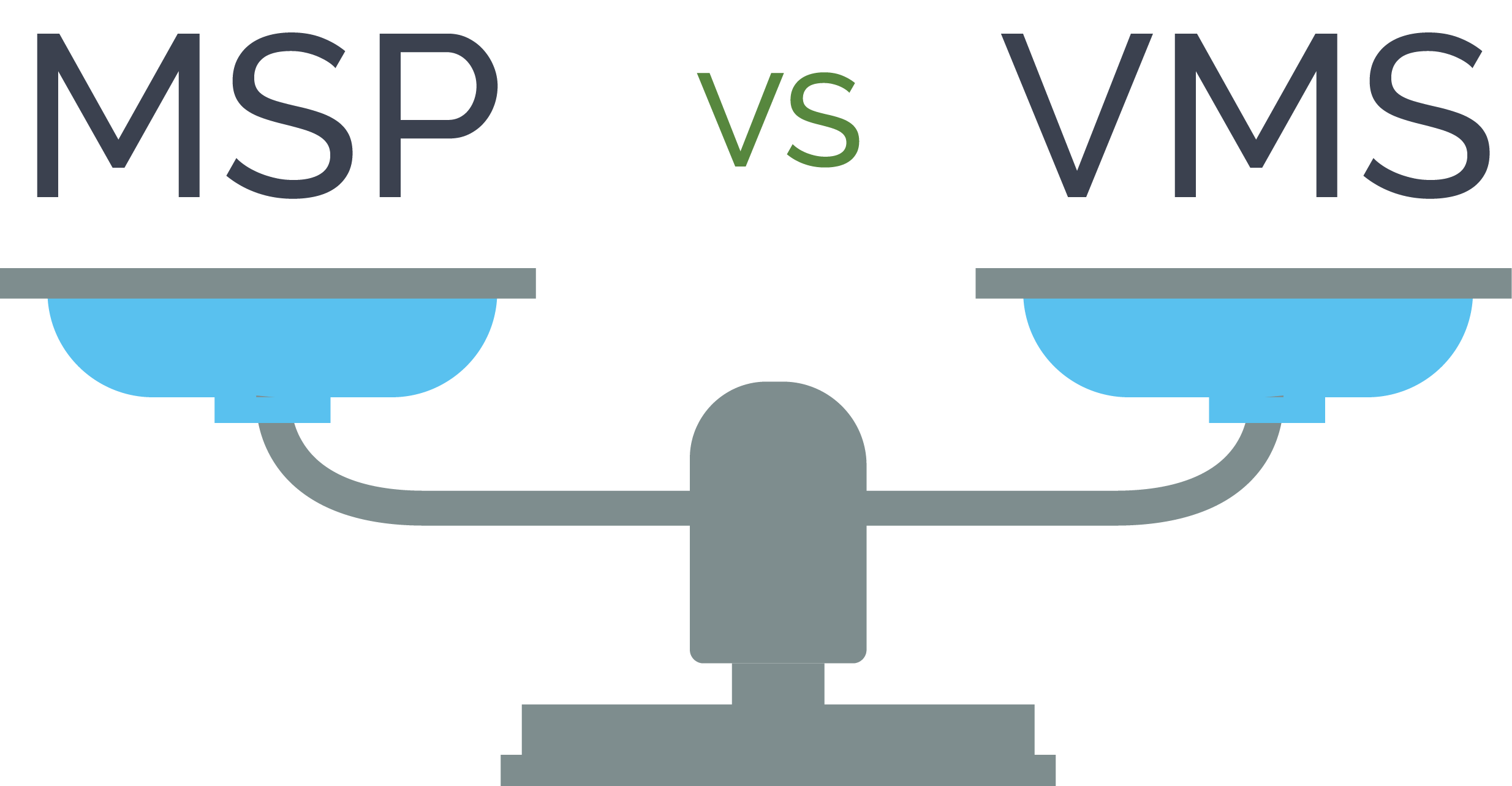 MSP vs. VMS: How Are They Different?