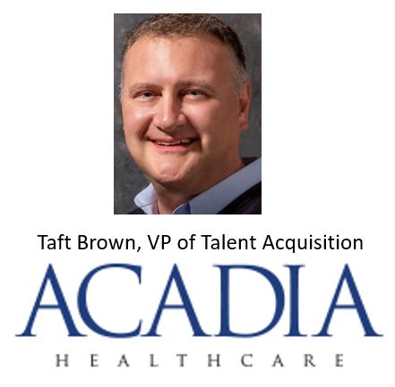 Locums Management Case Study - Acadia Healthcare